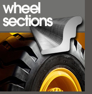 wheel sections